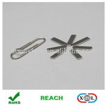 permanent nickle coating magnet bar