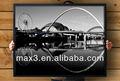Diy-fotorahmen wand modernes bild mit schwarzen rahmen