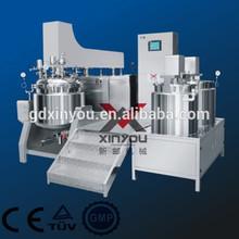 Xinyou PLC mayonesa Ervamatin loción de laboratorio homogeneizador