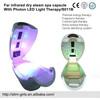 Dry steam sauna weight loss infrared spa capsule ozone salon equipment,SG-S011B