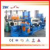 Dream World 3-roller rolling machine , hydraulic roll forming machine , plate roll bending machine