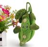 Plush fruit for baby promotion fruit toy Stuffed pea toy