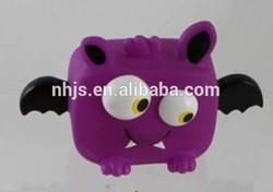 2014 Vinyl Pet toys pet supplies evade glue toys /Pet vinyl bugbat
