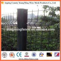 Wonderful Shape PVC Panel Fence