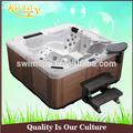 livre permanente 5 pessoa pequeno acrílico banheira quente