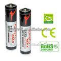 Venta al por mayor r03 al carbono zinc pila seca pequeña batería de 1.5 v