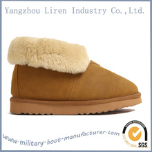 new fashion ankle short light weight flat stylish australian winter fur lined boots