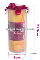 Promotion food grade plastic gravy boat sauce bottle empty oil bottles for food oil