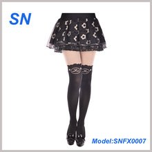 Hot sale ladies nylon/spandex stocking sexy thigh Japan pantyhose