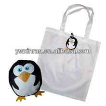china cheap fashion polyester shopping bag
