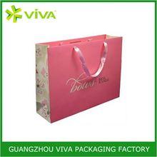 Full Colours shopping paper bag packaging