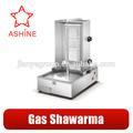 In acciaio inox shawarma macchina/elettrico& gas shawarma kebab/attrezzatura da cucina