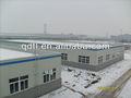 La construcción de almacén de estructura de acero/almacenes prefabricados de acero/cobertizo/casa