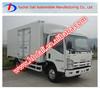 China Made good quality ISUZU light van truck best price