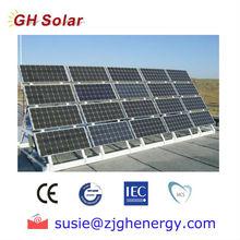A class high quality poly 100w solar panel