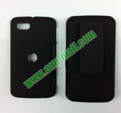Hot Selling Oil Coated Holster Combo Case for Motorola XT621