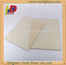 ceramic glass panel heat resistant glass, gas fireplace door glass,heat resistant oven door glass,