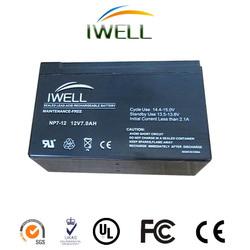 Rechargeable Motor Battery 12v 7ah
