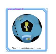 GY-0251 China factory directly wholesales cartoon PVC street soccer ball