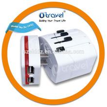 high quality travel adapter plug korea easy to take