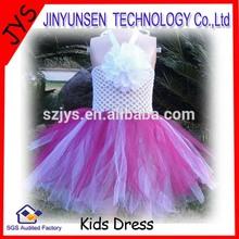 wholesale new fashion girl kids wear tutu dress cute children frock designs
