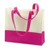 2014 fashoin customized rpet non woven shopping tote bag