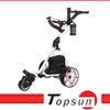 Topsun more popular than motocaddy remote golf caddy