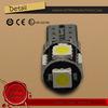 Canbus T10 5050SMD Auto LED Bulbs W5W DC12V 5Leds T10 Bulbs