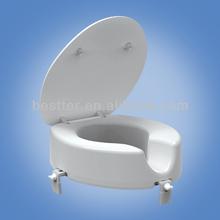 Xiamen Raised Toilet Seat with TUV Approval