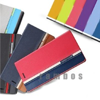 Mobile Phone Wallet Case Hot Selling Leather Case for HTC EVO 4G