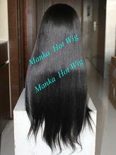 glueless full lace wigs virgin human hair lace wigs for black women 100% indian virgin human hair wigs