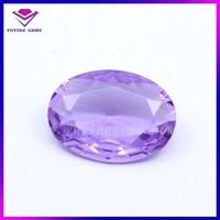 crystal diamond glass beads loose carved gemstone