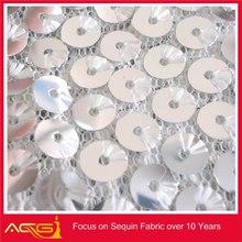 2014 china wholesale hot cheap 3mm desigh Polyester mesh fabric silk drapery fabric