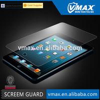Best Price 0.33mm Oleophobic tempered glass screen protector for iPad mini2 oem/odm
