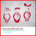 Diadema navidad ZY10S427-1-2-3 10 '' cabeza de santa