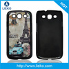 wholesale define pattern pc case for Samsung Galaxy S3 i9300