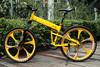 26 Inch 21 Speed MTB Full Suspension HUMMER Style Mountain Bike