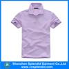 2014 Blank O-neck short sleeves polo shirts for men