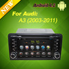 Android 4.2 Car DVD GPS for Audi A3 (2003-2011)