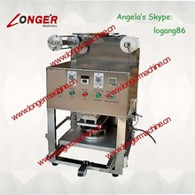 Small Tray Sealing Machine|Stainless Steel Mini Tray Sealer