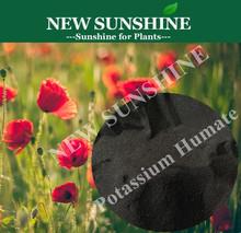 Super Potassium Humate with high content of humic acid