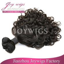 Unprocessed human hair tangle free cheap wholesale virgin eurasian hair