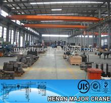 10 ton single girder electric overhead travelling crane price