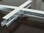 T-bar for ceiling tiles