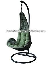 Outdoor garden SGS wicker cheap hammock made in China