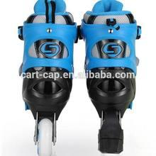 2014 newest model led flash roller skate shoes light