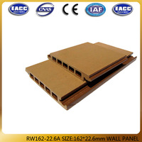 WPC landscaping flooring