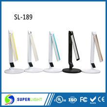 designer eye-protection led clamp desk table lamp