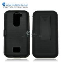 For LG G2 mini Rubber Clip Holster Slide Cover Case