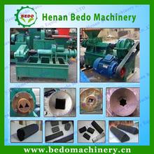 High Quality Coal/Charcoal Briquettes Making Machine/Charcoal Rod Machine 008613343868845